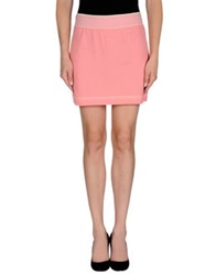 Blumarine Underwear Mini Skirts Pink