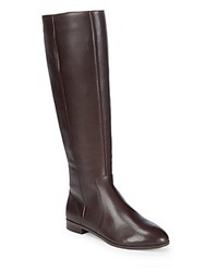 Saks Fifth Avenue Robin Knee High Boots Black