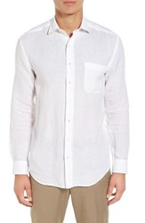 Vineyard Vines Men's Linen Sport Shirt