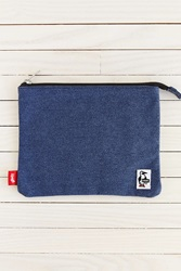 Chums Waxed Canvas Pouch Navy