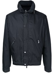 Kent And Curwen Lightweight Button Jacket Black
