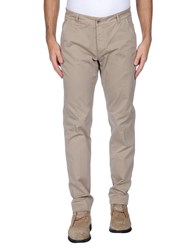 Camouflage Ar And J. Trousers Casual Trousers Men Khaki
