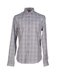 Byblos Shirts Dove Grey