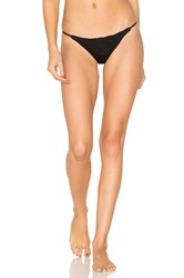 Rove Swimwear Hunter Bottoms Black