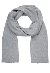 Marc O'polo Scarf Medium Grey Melange Light Grey
