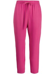 Red Valentino Redvalentino Cropped Trousers 60