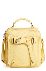 Etienne Aigner 'Filly' Crossbody Bag Yellow Pollen