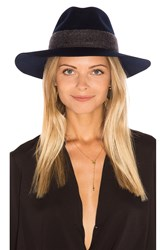Rag And Bone Range Fedora Navy