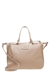 Pepe Jeans Mellem Across Body Bag Light Grey Nude