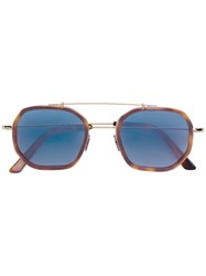 L.G.R Nomad Ii Sunglasses Brown
