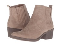 Volatile Hattie Beige Women's Pull On Boots