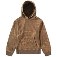 Yeezy Season 3 Fleece Hoody Brown