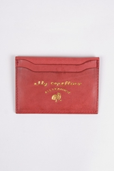 Ally Capellino Fowler Red Ideology Boutique