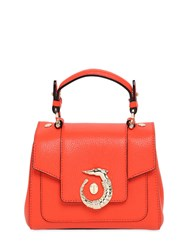 Trussardi Small Lovy Grained Leather Bag