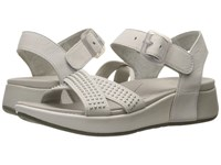 Dansko Cindy Ivory Nubuck Women's Shoes White