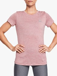 Under Armour Tech Twist Training Top Hush Pink