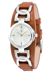 Tom Tailor 5411102 Watch Braun Brown