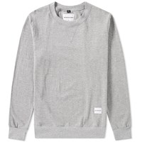 Mki Miyuki Zoku Single Jersey Track Sweat Grey