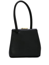 Little Liffner Box Tote Bag Black