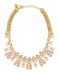 Turn Heads Statement Necklace Pink Kate Spade New York