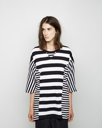 Y 3 Multi Stripe Tee