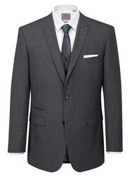 Skopes Sharpe Suit Jacket Charcoal