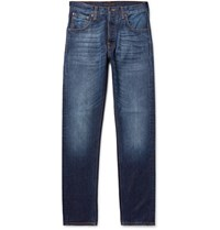 Nudie Jeans Steady Eddie Denim Indigo