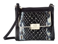 Brahmin Mimosa Black 1 Cross Body Handbags