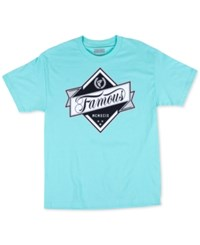 Famous Stars And Straps Famous Stars And Straps Men's In The Rough T Shirt Mint
