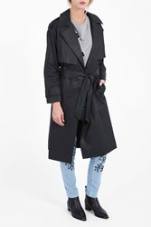 Paul Joe Women S Belley Waterproof Trench Coat Boutique1 Black