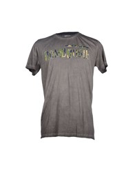 Bomboogie Topwear T Shirts Men Lead