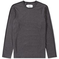 Reigning Champ Long Sleeve Jersey Tee Grey