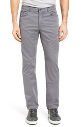 Brax Men's Titanium Stretch Cotton Pants Graphite