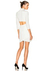 Houghton For Fwrd Penny Dress In White