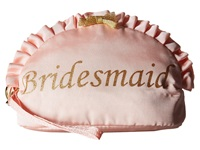 Betsey Johnson Bridesmaid Cosmetic In A Box Blush Cosmetic Case Pink