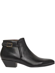 Louis Leeman 40Mm Smooth Leather Ankle Boots