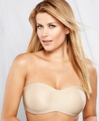 Lilyette Minimizer Tailored Strapless Bra 939 Body Beige