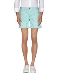 North Sails Trousers Bermuda Shorts Men Sky Blue