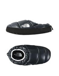 The North Face Footwear Slippers Dark Blue