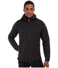 Fjall Raven Abisko Hybrid Jacket Dark Grey Men's Coat Gray