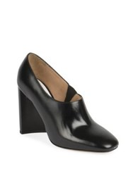 Maison Martin Margiela Choked Up Leather Pumps
