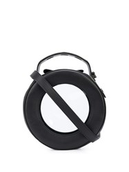 Perrin Paris Tambour Round Crossbody Bag 60