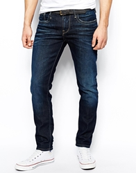 Pepe Jeans Hatch Slim Tapered Fit Dark Wash Darkwash