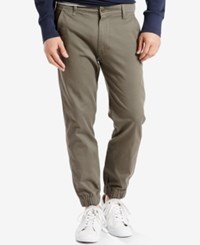 Levi's Men's Chino Jogger Pants Green