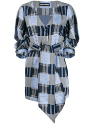 House Of Holland Waist Tied Fitted Dress 60