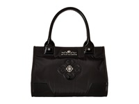 My Flat In London Winslow Manor Met Tote Black Tote Handbags