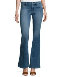 Mih Jeans Marrakesh Superfit Flare Blue