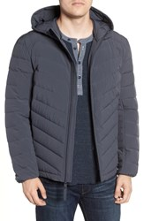 Marc New York Delavan Down Hooded Jacket Magnet
