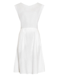 Thierry Colson Olga Cotton Dress