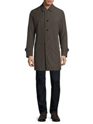 Sanyo Paul Military Coat Midnight Military Green
